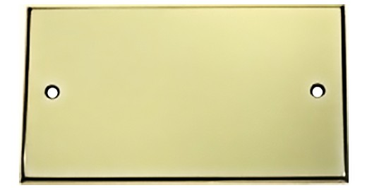 Türschild aus Messing poliert - Typ Z5-2