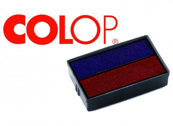 Zweifarbig Ersatzkissen für Colop Mini-Dater S 160 ,160/L
