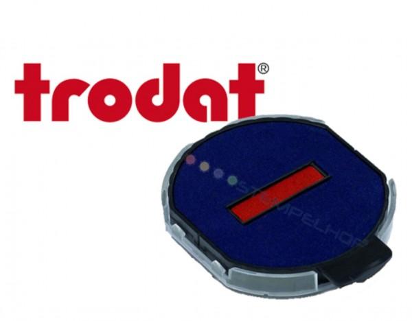 Zweifarbig Ersatzkissen für Trodat 46140