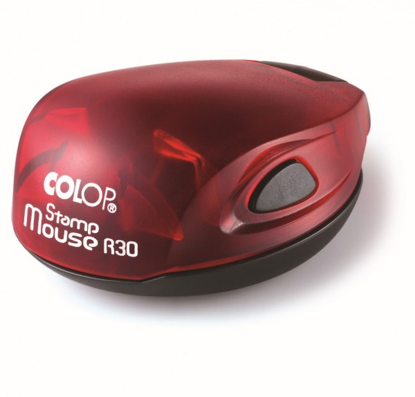Colop stamp mouse Ø30