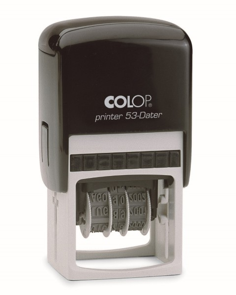 Colop Printer 53 Datum+Text