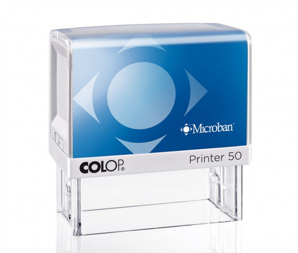 Colop Printer 50 Microban mit Stempelplatte