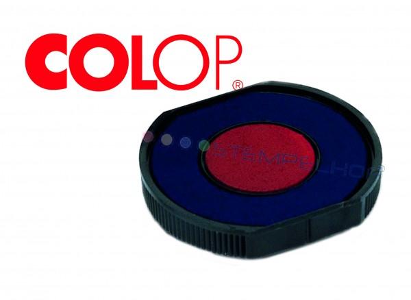 Zweifarbig Ersatzkissen für Colop Printer R 40