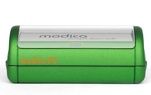 MODICO-P-3 Flashstempel, Taschenstempel