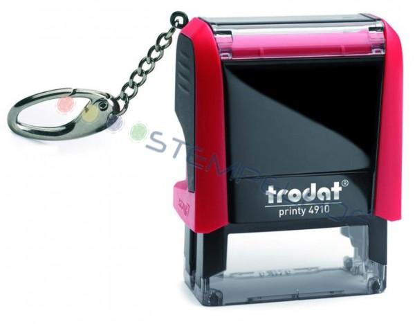 Printy 4910 mit Schlüsselanhänger
