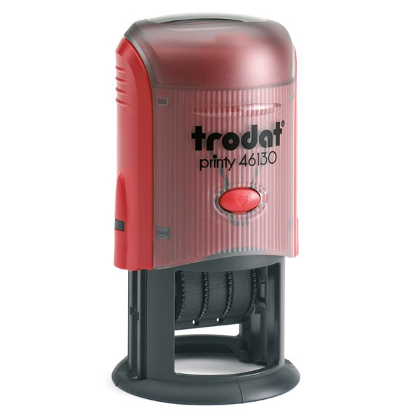 Trodat Printy 46130 ⌀30mm Datumstempel +Text