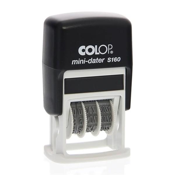 Colop Mini-Dater S160 Datumstempel mit Text