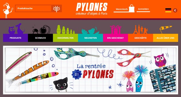 Referenz - Pylones