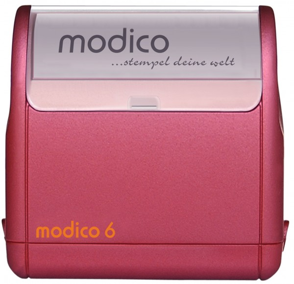 MODICO-6 Flashstempel