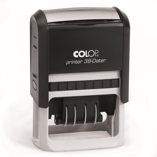 Colop Printer 38 Datum+Text