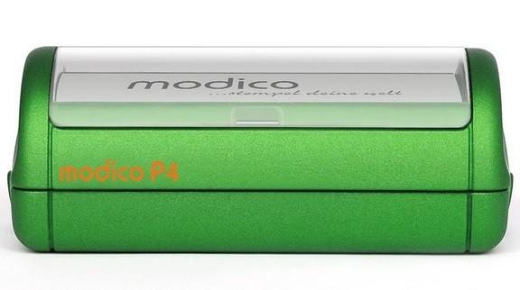 MODICO-P-4 Flashstempel, Taschenstempel
