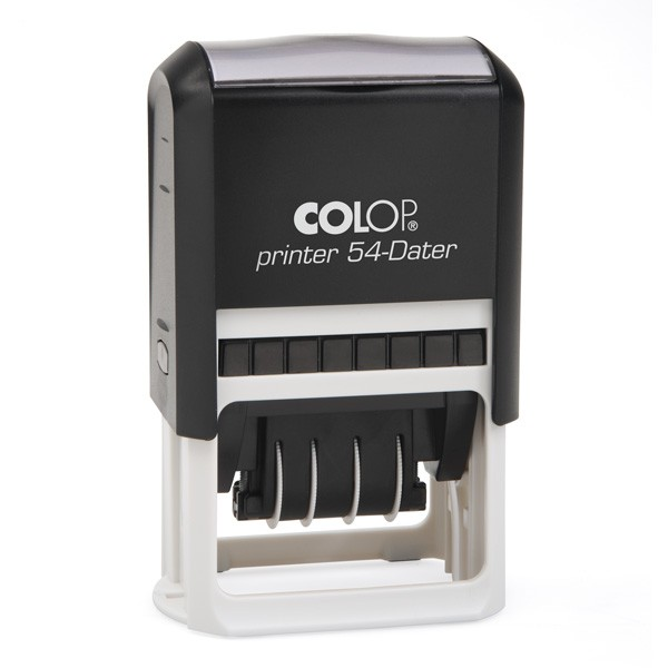 Colop Printer 54 Datumstempel mit Text