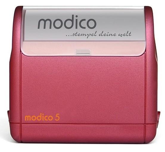 MODICO-5 Flashstempel