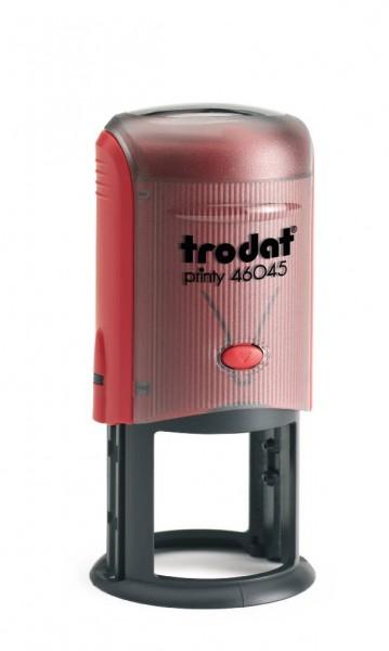 Stempel Trodat Printy 46045 mit Textplatte