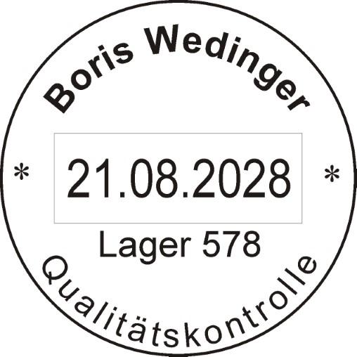 Trodat-Datum-46140