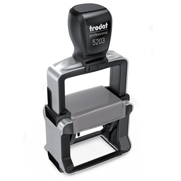 Trodat Professional 5203 mit Stempelplatte