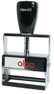 Stempel ALPO 60