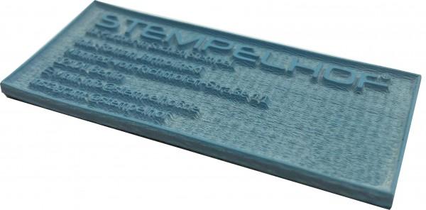 Stempelplatte für Trodat Printy 4907