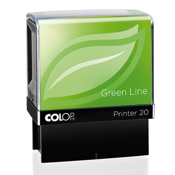 Colop Printer 20 Green Line mit Stempelplatte