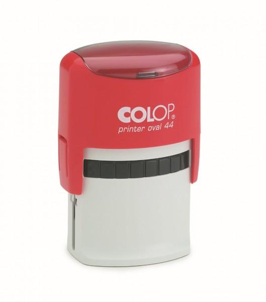 Colop Printer Line Oval 44 mit Textplatte