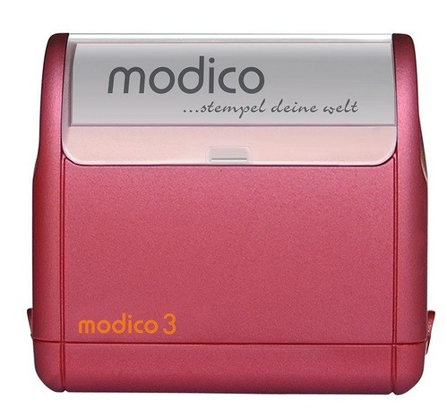 MODICO-3 Flashstempel
