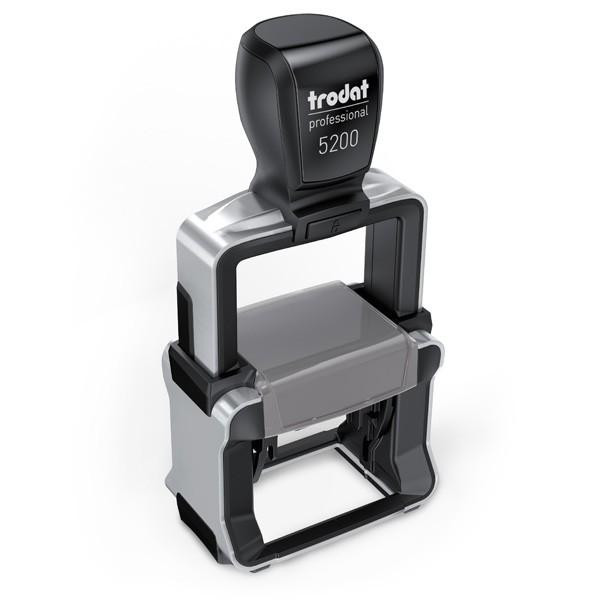 Trodat Professional 5200 mit Stempelplatte