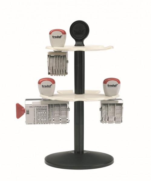 Stempelträger aus Kunststoff für 14 Stempel