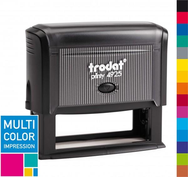 Trodat Printy 4925 Multicolorstempel (mehrfarbig)