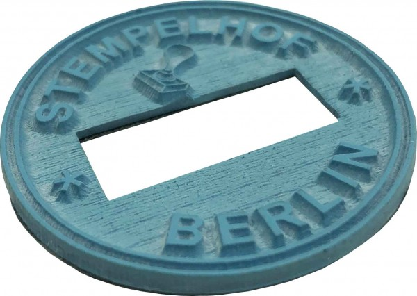 Stempelplatte für Colop Printer R24 Datumstempel
