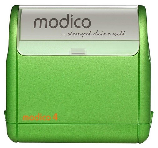 MODICO- 4 Flashstempel