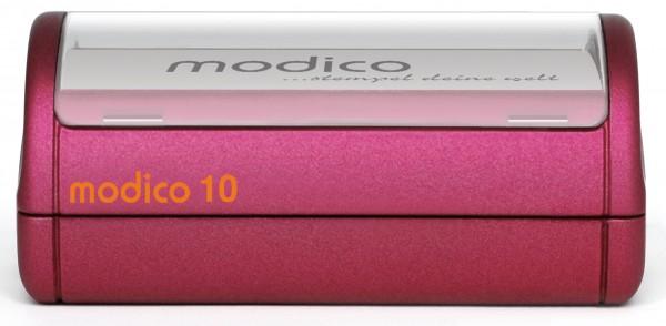 MODICO-10 Flashstempel