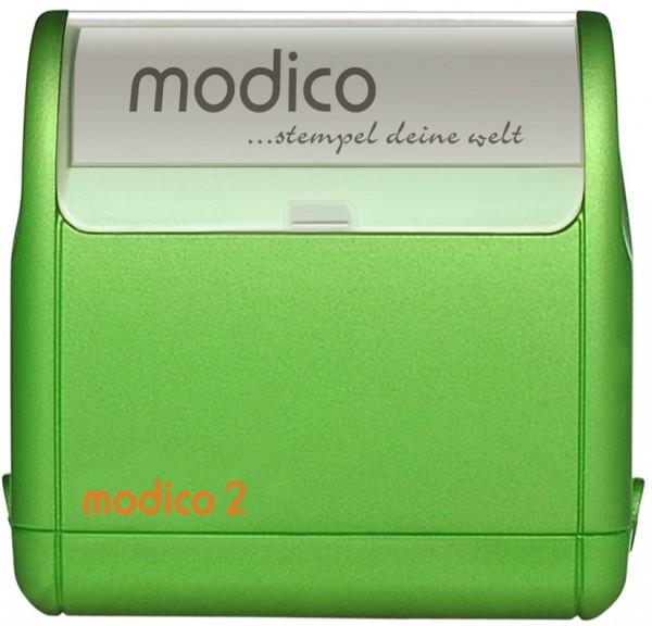 MODICO-2 Flashstempel
