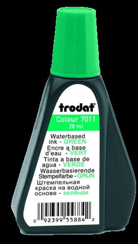 Trodat Stempelfarbe für Handstempelkissen - 28ml